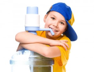 Water: de gezonde dorstlesser